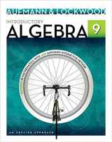 9781133365433-1133365434-Introductory Algebra: An Applied Approach