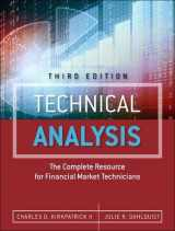 9780134137049-0134137043-Technical Analysis: The Complete Resource for Financial Market Technicians