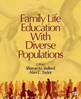 9781412991780-1412991781-Family Life Education With Diverse Populations (NULL)