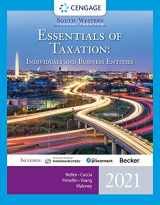9780357359341-0357359348-South-Western Federal Taxation 2021: Essentials of Taxation: Individuals and Business Entities (with Intuit ProConnect Tax Online & RIA CheckPoint 1 term Printed Access Card)