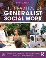 9780367354312-0367354314-The Practice of Generalist Social Work