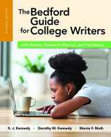 9781319039592-1319039596-The Bedford Guide for College Writers with Reader, Research Manual, and Handbook