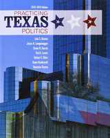 9781285861050-1285861051-Practicing Texas Politics (Book Only)