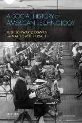 9780195387261-0195387260-A Social History of American Technology