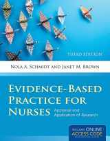 9781284053302-128405330X-Evidence-Based Practice for Nurses: Appraisal and Application of Research (Schmidt, Evidence Based Practice for Nurses)