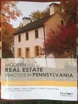9781475432558-1475432550-Modern Real Estate Practice in Pennsylva