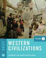 9780393419023-0393419029-Western Civilizations (Brief Fifth Edition) (Vol. 2)