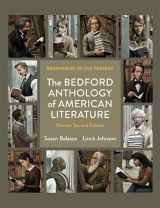 9780312597139-0312597134-The Bedford Anthology of American Literature, Shorter Edition: Beginnings to the Present