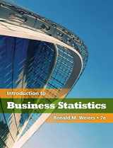 9780538452199-0538452196-Introduction to Business Statistics (with Premium Website Printed Access Card) (Available Titles CengageNOW)