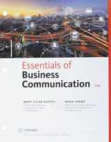 9781337736350-133773635X-Bundle: Essentials of Business Communication, Loose-leaf Version, 11th + MindTap Business Communication, 1 term (6 months) Printed Access Card