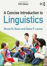 9780415786508-0415786509-A Concise Introduction to Linguistics