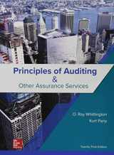 9781259916984-1259916987-Principles of Auditing & Other Assurance Services