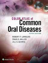 9781496332080-1496332083-Color Atlas of Common Oral Diseases