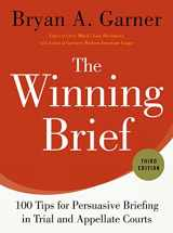 9780199378357-0199378355-The Winning Brief: 100 Tips for Persuasive Briefing in Trial and Appellate Courts