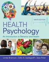 9781337094641-1337094641-Health Psychology: An Introduction to Behavior and Health