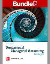 9781260696226-1260696227-GEN COMBO LL FUNDAMENTAL MANAGERIAL ACCOUNTING CONCEPTS; CONNECT Access Card