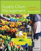 9781119392194-1119392195-Supply Chain Management: A Global Perspective