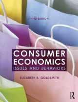 9781138846586-1138846589-Consumer Economics: Issues and Behaviors
