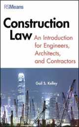 9781118229033-1118229037-Construction Law: An Introduction for Engineers, Architects, and Contractors