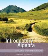 9781936368082-1936368080-INTRODUCTORY ALGEBRA:CONCEPTS