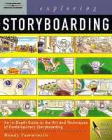 9781401827151-1401827152-Exploring Storyboarding (Design Concepts)