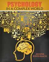 9781465258243-1465258248-Psychology in a Complex World