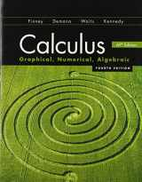 9780133178579-0133178579-Calculus: Graphical, Numerical, Algebraic