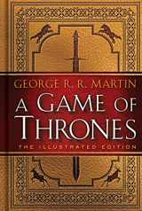 9780553808049-0553808044-A Game of Thrones: The Illustrated Edition: A Song of Ice and Fire: Book One (A Song of Ice and Fire Illustrated Edition)