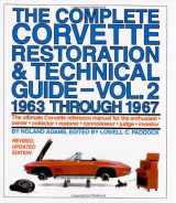 9780915038428-0915038420-Complete Corvette Restoration & Technical Guide-Vol 2 1963 Through 1967