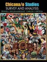 9781465225665-1465225668-Chicana/o Studies: Survey and Analysis
