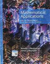 9781337625340-1337625345-Mathematical Applications for the Management, Life, and Social Sciences