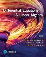 9780134497181-013449718X-Differential Equations and Linear Algebra (4th Edition)