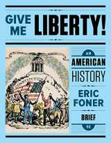 9780393614145-039361414X-Give Me Liberty!: An American History (Brief Fifth Edition) (Vol. One-Volume)