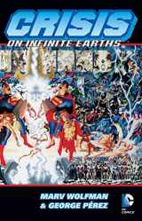 9781401258412-1401258417-Crisis On Infinite Earths 30th Anniversary Deluxe Edition