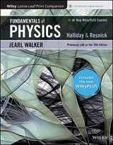 9781119459170-1119459176-Fundamentals of Physics, 11e WileyPLUS Card with Loose-Leaf Print Companion Set