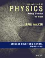 9781118230664-1118230663-Student Solutions Manual for Fundamentals of Physics, Tenth Edition