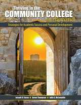 9781465290960-1465290966-Thriving in the Community College and Beyond: Strategies for Academic Success and Personal Development