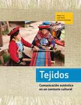 9781938026362-1938026365-Tejidos: Softcover (Spanish Edition)