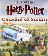 9780545791328-0545791324-Harry Potter and the Chamber of Secrets: The Illustrated Edition (Harry Potter, Book 2)
