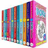 9781471176432-1471176436-Dork Diaries By Rachel Renee Russell 12 Books Collection Set (Puppy Love, Holiday Heartbreak, TV Star, Pop Star, Frenemies Forever, Skating Sensation, Party Time)