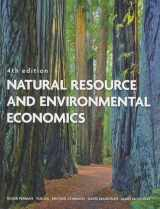 9780321417534-0321417534-Natural Resource and Environmental Economics (4th Edition)