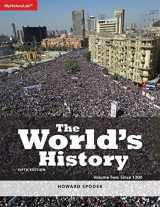 9780205996063-020599606X-The World's History: Volume 2 (5th Edition)
