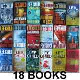 9780536359315-0536359318-Jack Reacher Series Complete Set (BOOKS 1-18) : 1. Killing Floor 2. Die Trying 3. Tripwire 4. Running Blind 5. Echo Burning 6. Without Fail 7. Persuader 8. The Enemy 9. One Shot 10. The Hard Way 11. Bad Luck and Trouble 12. Nothing to Lose ...
