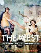 9780134260280-0134260287-The West: Encounters and Transformations, Volume 1 (5th Edition)