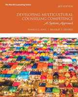 9780134522708-0134522702-Developing Multicultural Counseling Competence: A Systems Approach with MyLab Counseling with Pearson eText -- Access Card Package (Merrill Counseling)