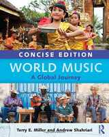 9780415717816-0415717817-World Music Concise Edition: A Global Journey - Paperback & CD Set Value Pack