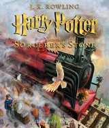9780545790352-0545790352-Harry Potter and the Sorcerer's Stone: The Illustrated Edition (Harry Potter, Book 1)