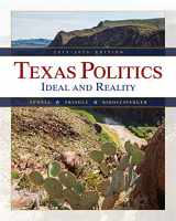 9781285853147-1285853148-Texas Politics 2015-2016 (with MindTap Political Science, 1 term (6 months) Printed Access Card)