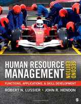 9781452290638-1452290636-Human Resource Management: Functions, Applications, and Skill Development