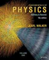 9781118233764-111823376X-Fundamentals of Physics, Volume 1 (Chapters 1 - 20) - Standalone book